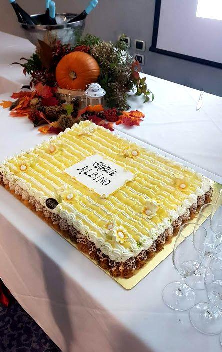 La torta per Albino