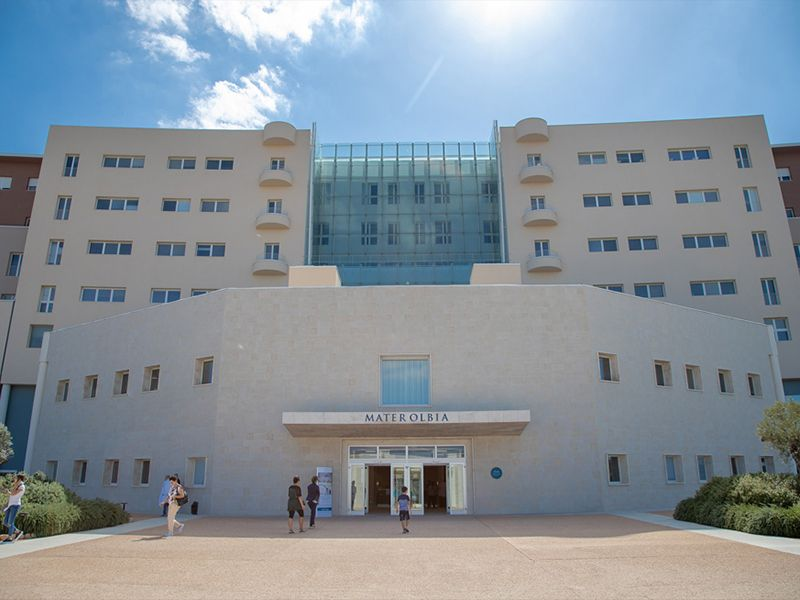 Tubazioni pluristrato per il Mater Olbia Hospital