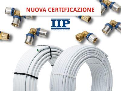 Nuova certificazione per i prodotti Aquatechnik